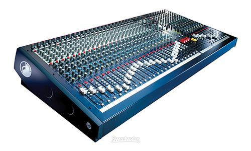 SOUNDCRAFT LX7 32